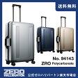 スーツケース ZERO HALLIBURTON ゼロハリバートン ZRO-P 58リットル 送料無料 4〜5泊の中期旅行キャリーバッグ キャリーケース 94143
