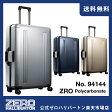 スーツケース ZERO HALLIBURTON ゼロハリバートン ZRO-P 73リットル 送料無料 1週間〜10泊程度の長期旅行に キャリーバッグ キャリーケース 94144