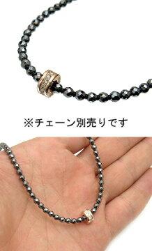 PUERTADELSOL(プエルタデルソル)PE575PGミニマムリングペンダントK10金ピンクゴールドw/ダイヤモンド2011-2