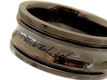 【R1063BK】【ブラック】【PUERTADELSOL】【プエルタデルソル】【リング】【指輪】