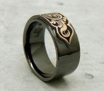 【R1054BK】【リング】【指輪】【プエルタデルソル】
