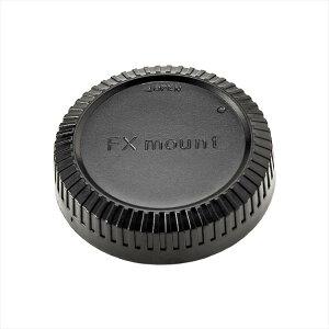 富士フイルム FUJIFILM Xマウント 対応 レンズ リアキャップ (互換品)
