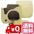 FUJIFILM インスタントカメラ チェキ instax mini 8 8+ プラスドレスアップカバー 速写プロテクター カメラケース 富士 instax mini8s mini8 mini8+専用 【イエロー】