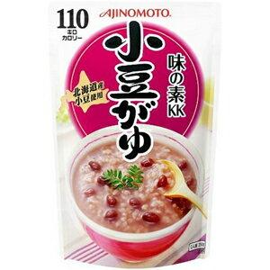 【送料無料(沖縄・離島除く)】味の素KK おかゆ 小豆がゆ 250g×9個