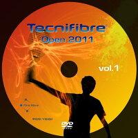 【スカッシュDVD】「TecnifibreOpen2011」vol.1&vol.22枚組
