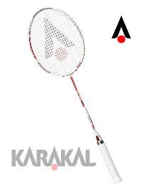 数量限定先行販売M75FFKARAKAL(カラカル)バドミントンラケット(バトミントン)【送料無料】【あす楽対応】【ガット代&張り代無料】