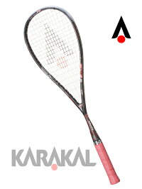 SN-90FFKARAKAL(カラカル)スカッシュラケット【送料無料】【あす楽対応】