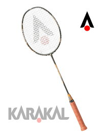 M-TEC70GELKARAKAL(カラカル)バドミントンラケット【送料無料】【あす楽対応】【ガット代&張り代無料】
