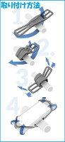スマホホルダースマートフォンホルダー自転車バイク車携帯ホルダー高品質シリコン【送料無料】