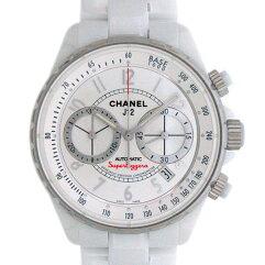 CHANEL【シャネル】 スーパーレッジェーラH3410 腕時計 /セラミック メンズ