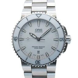 ORIS【オリス】 アクイス デイト /SS(ステンレススチール) メンズ