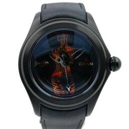 CORUM【コルム】 腕時計 ステンレス/革 メンズ