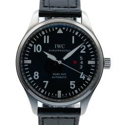 IWC【IWC】 パイロットウォッチ マーク17/SS(ステンレススチール) メンズ