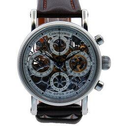 Chronoswiss【クロノスイス】  オーパス CH7523  腕時計 /革