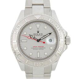 ROLEX【ロレックス】  ヨットマスターロレジウム Ref.16622 腕時計 /SS(ステンレススチール)