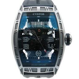CVSTOS【クストス】  ジェットライナー CVT-JET-SL 腕時計 /ラバー