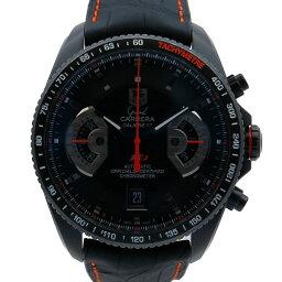 TAG HEUER【タグホイヤー】 キャリバー17 RS2  カレラ 腕時計 /革 メンズ