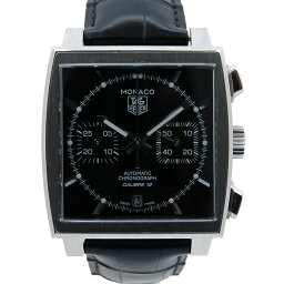 TAG HEUER【タグ・ホイヤー】 モナコ キャリバー12/SS(ステンレススチール) メンズ