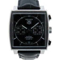 TAG HEUER【タグホイヤー】 キャリバー12 モナコ 腕時計 /革 メンズ