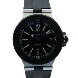 BVLGARI【ブルガリ】 ディアゴノ  腕時計 /ラバー メンズ
