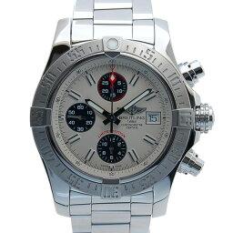 BREITLING【ブライトリング】 A339GJAPSS アベンジャー2 腕時計 /ステンレススチール メンズ