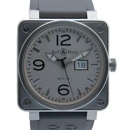 Bell&Ross【ベル&ロス】 7423 腕時計 /ラバー メンズ