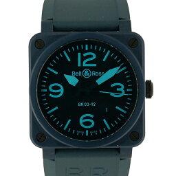 Bell&Ross【ベル&ロス】 7425 腕時計 セラミック/ラバー メンズ