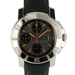 Baume & Mercier【ボーム&メルシェ】 MOA08329 腕時計 ステンレススチール/レザー メンズ