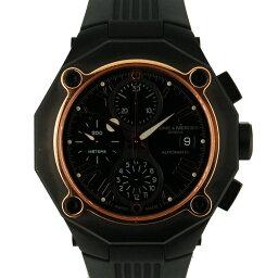 Baume & Mercier【ボーム&メルシェ】 腕時計 ステンレススチール/K18ピンクゴールド メンズ