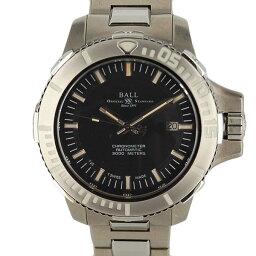 BALL WATCH【ボール】 腕時計 チタン/チタン/ステンレススチール メンズ