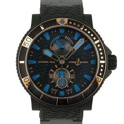 Ulysse Nardin【ユリス・ナルダン】 腕時計 ステンレススチール/ラバー メンズ
