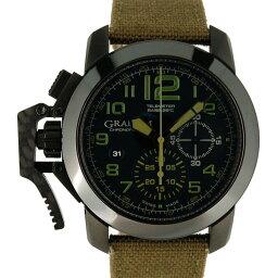 GRAHAM【グラハム】 2CCAU.G01A.T15N 腕時計 ステンレススチール/ファブリックストラップ メンズ