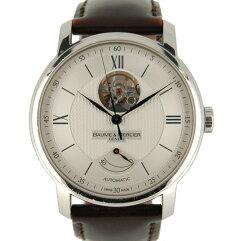Baume & Mercier【ボーム&メルシェ】 MOA08869 腕時計 /革 メンズ