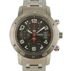 HERMES【エルメス】 CP2.941.230/4963 7601 腕時計 /ステンレススチール/チタン メンズ