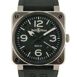 Bell&Ross【ベル&ロス】 7425 腕時計 ステンレススチール/ラバー メンズ