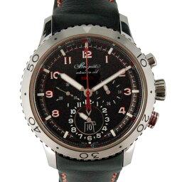 Breguet【ブレゲ】 3880ST/H2/3XV 腕時計 ステンレススチール/レザー メンズ