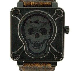 Bell&Ross【ベル&ロス】 7423 腕時計 ステンレススチール/レザー メンズ