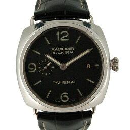 PANERAI【パネライ】 7884 ステンレス/ レザー PAM00388 メンズ