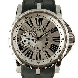 ROGER DUBUIS【ロジェ・デュブイ】 EX427793.7AR 7533 腕時計 ステンレススチール/ラバー メンズ