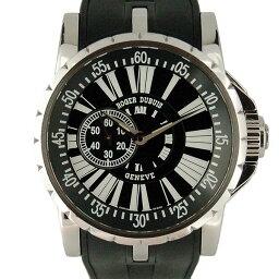 ROGER DUBUIS【ロジェ・デュブイ】 EX457799.71R 7533 腕時計 ステンレススチール/ラバー メンズ