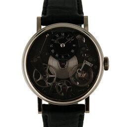 Breguet【ブレゲ】 7027BB/G9/9V6 7725 腕時計 K18ホワイトゴールド メンズ