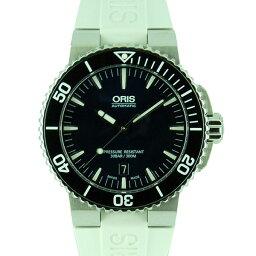 ORIS【オリス】 腕時計 ステンレススチール/ラバー メンズ