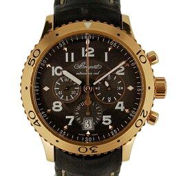 Breguet【ブレゲ】 3810BR/92/9ZU 腕時計 K18ピンクゴールド/K18PG(ピンクゴールド) メンズ