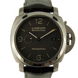 PANERAI【パネライ】 チタン/ レザー PAM00351 メンズ