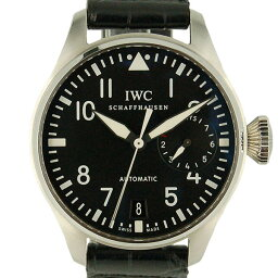 IWC【IWC】 7753 レザー IW500401 メンズ