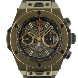 HUBLOT【ウブロ】 7774 腕時計 /マジックゴールド メンズ