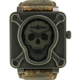 Bell&Ross【ベル&ロス】 腕時計 SS メンズ