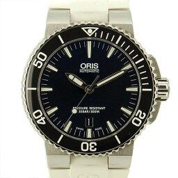 ORIS【オリス】 SS/ ラバー 73376534135R メンズ