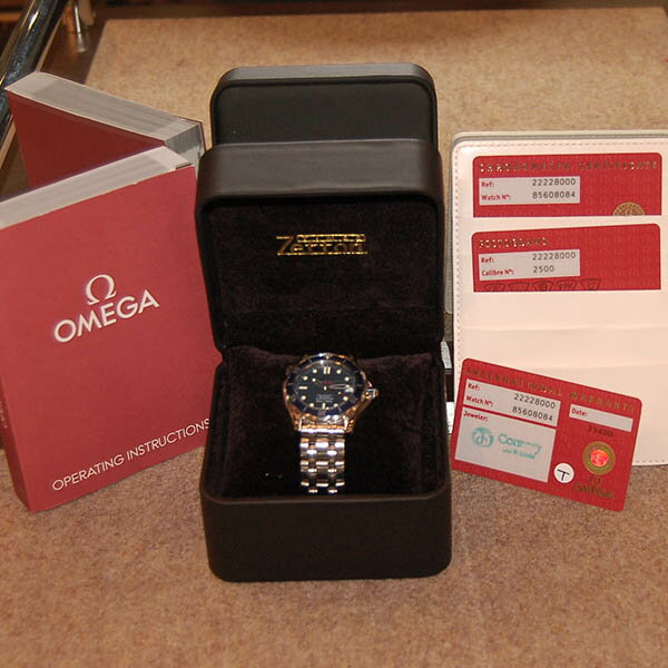 new style 72450 99183 OMEGA 【Omega】 2222.8 Watches Stainless Steel Mens ー The best place to buy  Brand Bags Watches Jewelry, Brand Bargain
