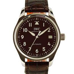 IWC【IWC】 7753 SS/ レザー IW324009 メンズ